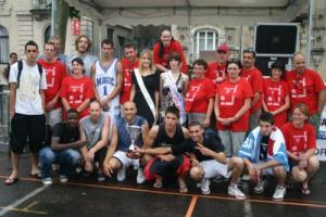 Premier tournoi Allées Hoops de l'AGM Basket Vesoul