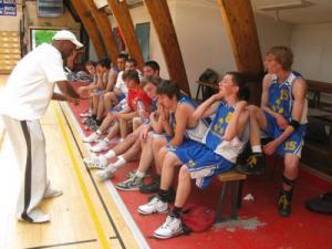 L'AGM Basket au tournoi d'Aiguebelle