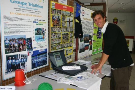 02 forum 2009 : installation des tables