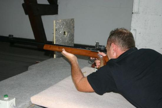 61 forum 2009 - tir couché à 50 m -