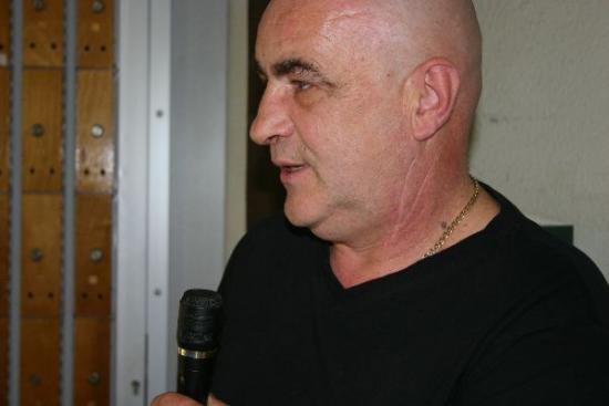 72 forum 2009 - Patrick, l'entraîneur Brevet D'Etat -