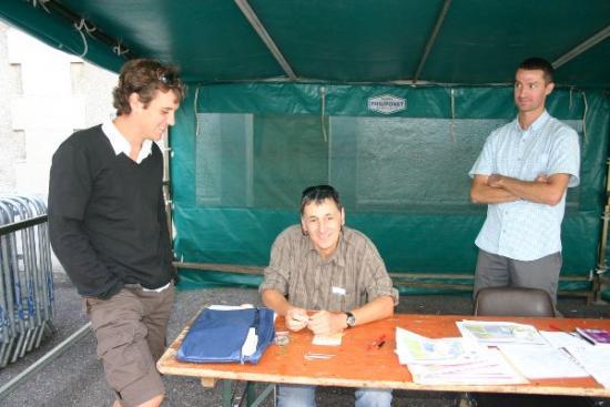 76 forum 2009 - La course d'Orientation = la tête et les jambes !
