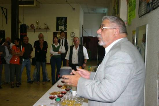 80 forum 2009 - André Caillet suggère un élargissement à d'autres associations