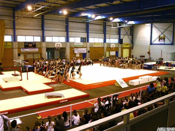 AGM Chaumont 2010_045 palmarès : près de 200 gym sur le prat.
