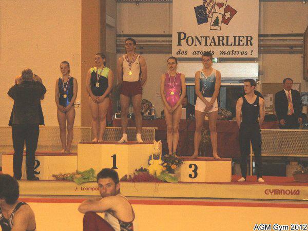 AGM Gym 2012047