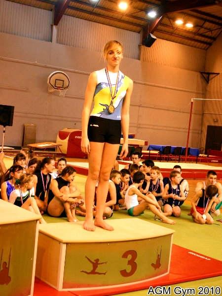 AGM Gym Héloïse Fourtier
