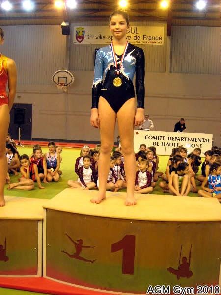 AGM Gym Justine Billery