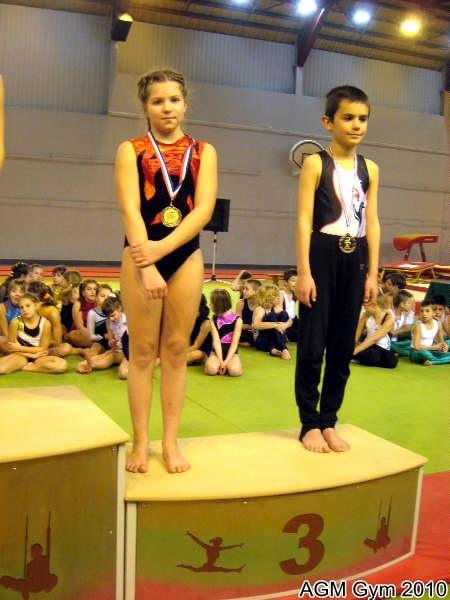 AGM Gym Krystal Dupain