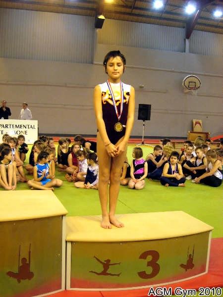 AGM Gym Léa Vareille