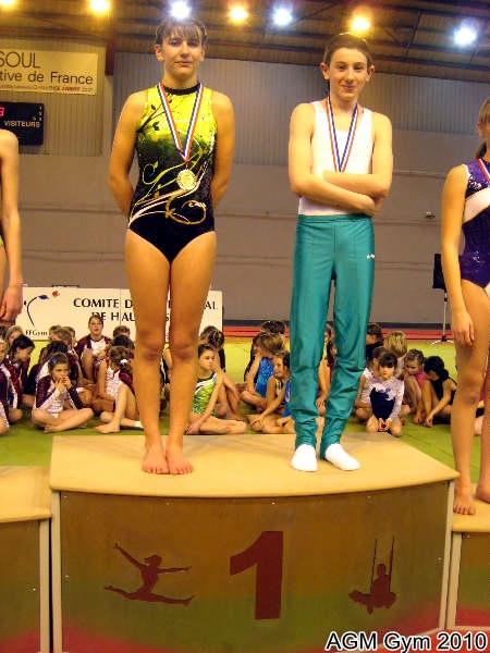 AGM Gym Lisa Marchard