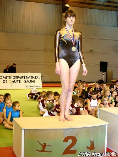 AGM Gym Louise Gustin