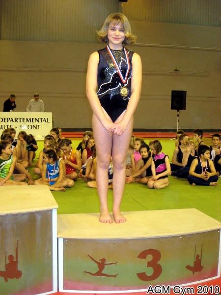 AGM Gym Manon Chastan