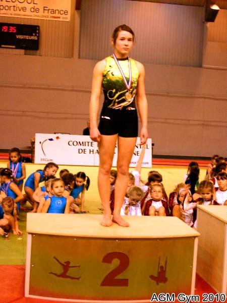 AGM Gym Manon Parisot