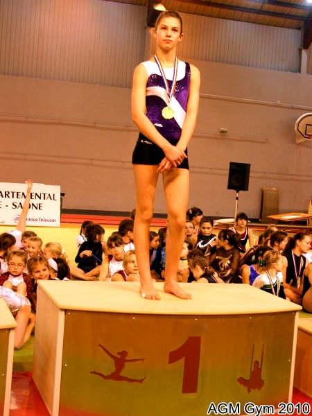 AGM Gym Pauline Garnier
