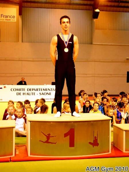 AGM Gym Yoann Caillet AGM