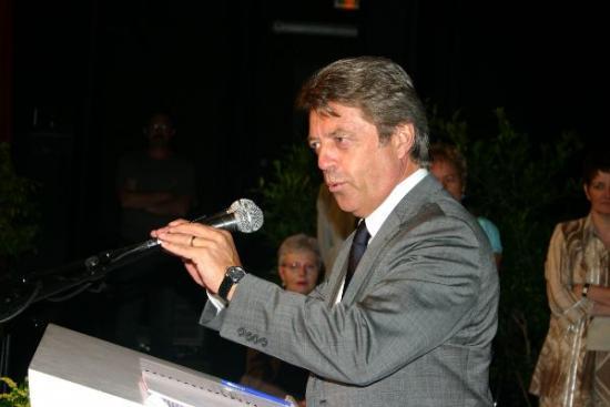 Alain Joyandet Maire de Vesoul