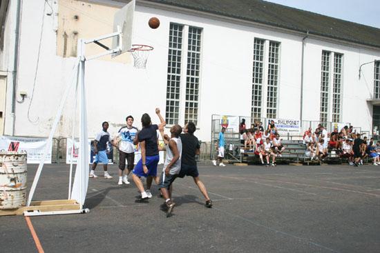 Allées Hoops 22