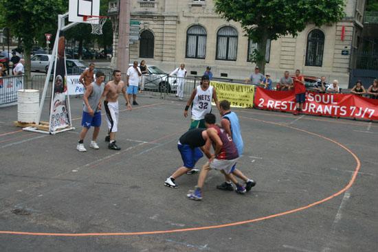 Allées Hoops 43