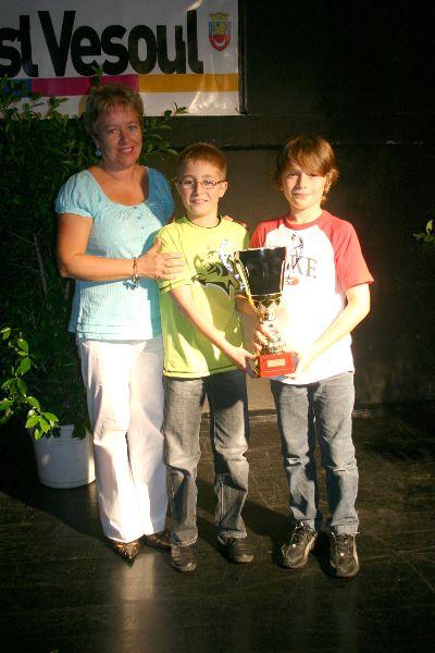 Avec Marie Do Aubry, deux graines de champions volleyeurs