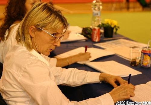 Brigitte, l'oeil du juge en action