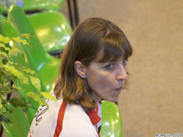 Christine Blaise, coach de Félicio