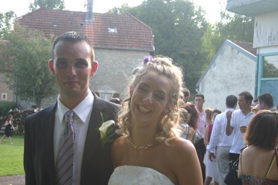 Emilie et Nicolas 61