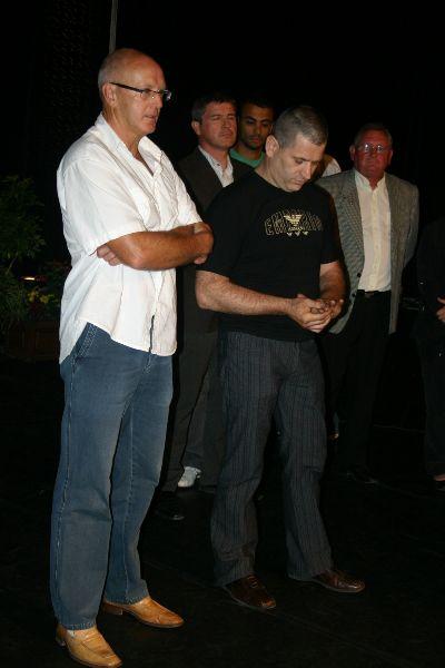 Francis Laurent et Alain Pahon