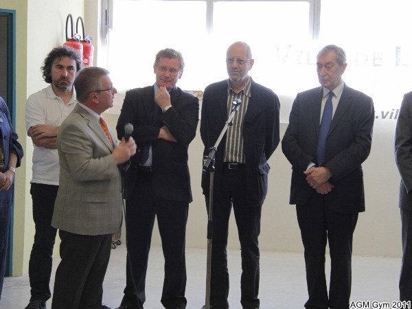 Jacques Rey, pt de la FFG s'adresse aux élus locaux
