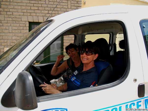 Jeanine et Martine ouvrent la voie avec efficacité