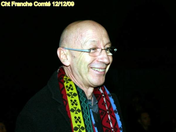 Joel Fiardet, ancien Pt de l'AGM Boxe Anglaise