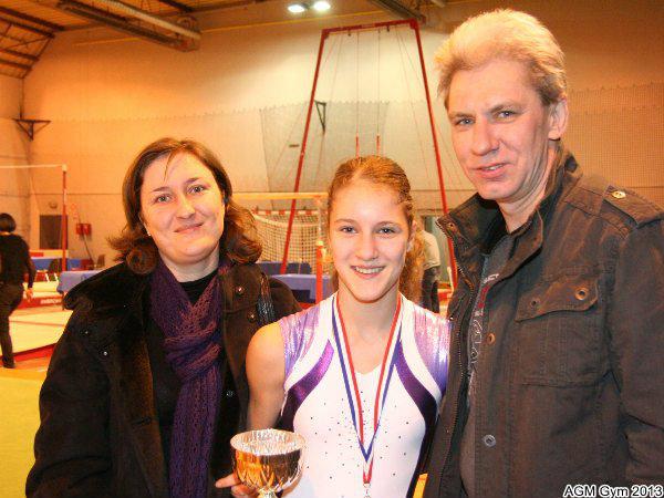 La famille Novyk heureuse !