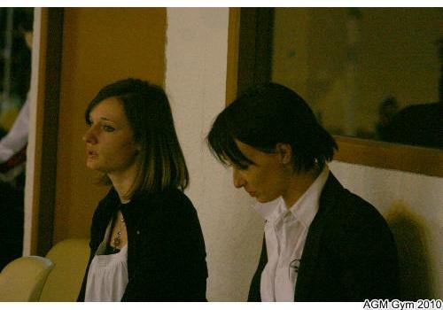 Laurène et Nathalie