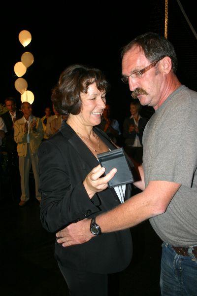 Les complices, Marie LIne et Dominique Bouvet