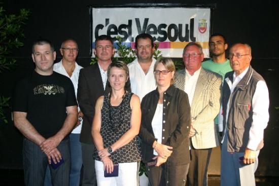 les dirigeants promotion 2009