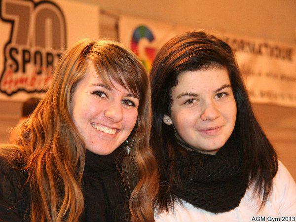 Lisa et Justine