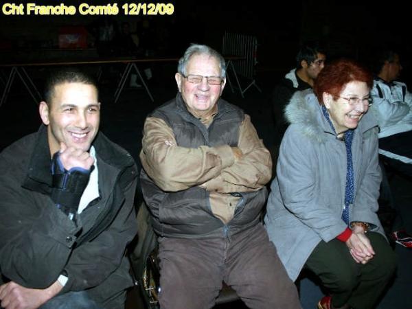 Mimoun, Georges et Mme Populus