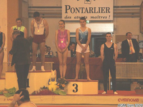podium du saut optionnel