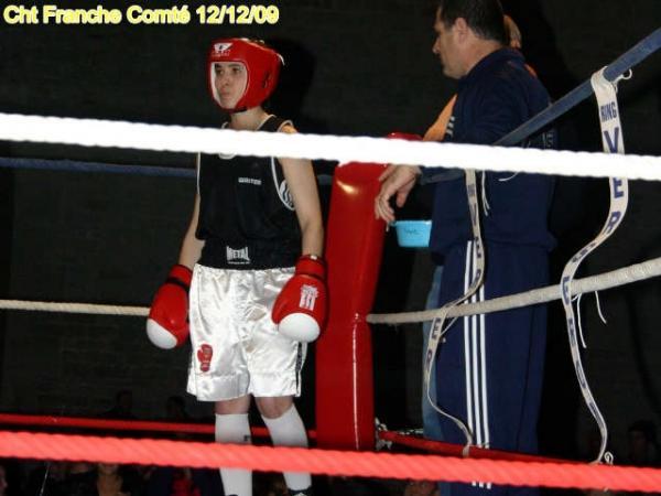 Rachida Hercha : championne de Franche Comté