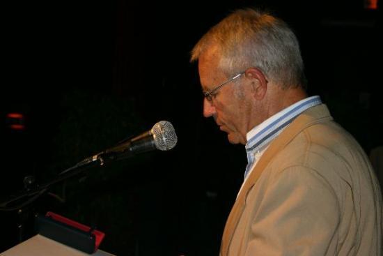 Raymond Brenet Président de l'OMS