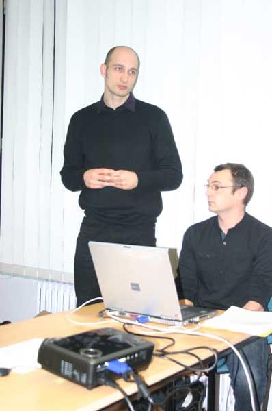 Sébastien Daval dirige le dispositif Eco Sports