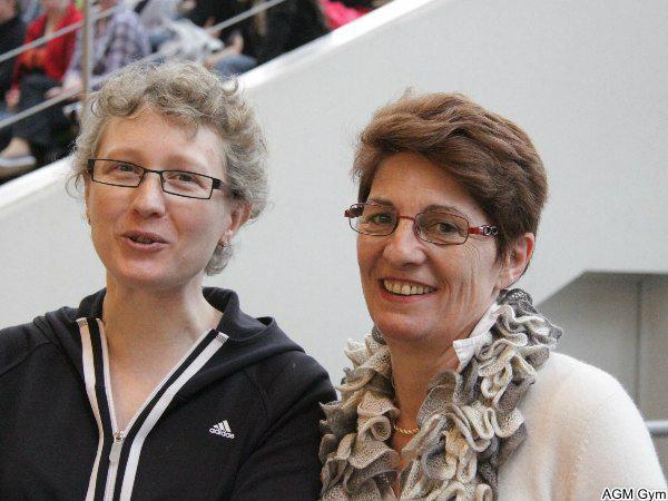 Sophie et Evelyne : un service médical de choc.