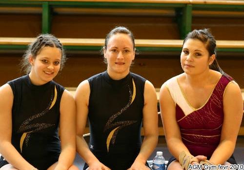 Valériane, Adeline et Natacha