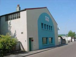 le gymnase de Presle AGM Vesoul