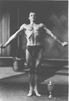 Gilbert Grangeret plus bel athlète franc-comtois