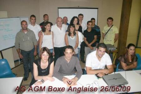 AG BOxe anglaise, le 26 juin 2009