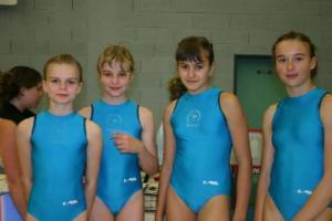 Emma, Manon, Lucie et Emilie