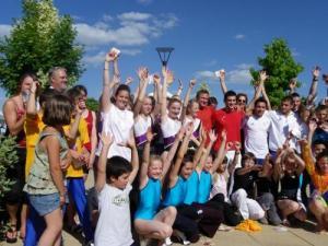 Finales interrégionales de gym par équipes à Yutz