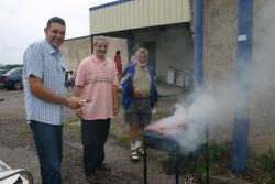 Barbecue de l'AG basket
