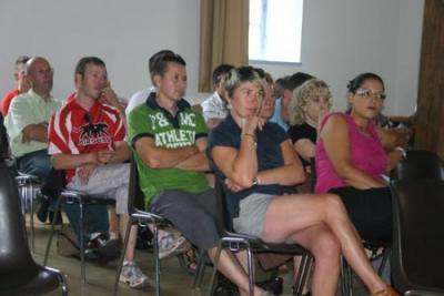 AG Gym, 28 juin 2009