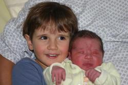 Zélie et son grand frère